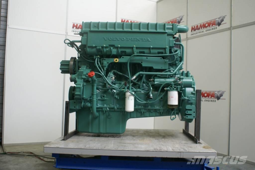 Used volvo twd1240ve engines year 2011 for sale mascus usa for Volvo motors for sale