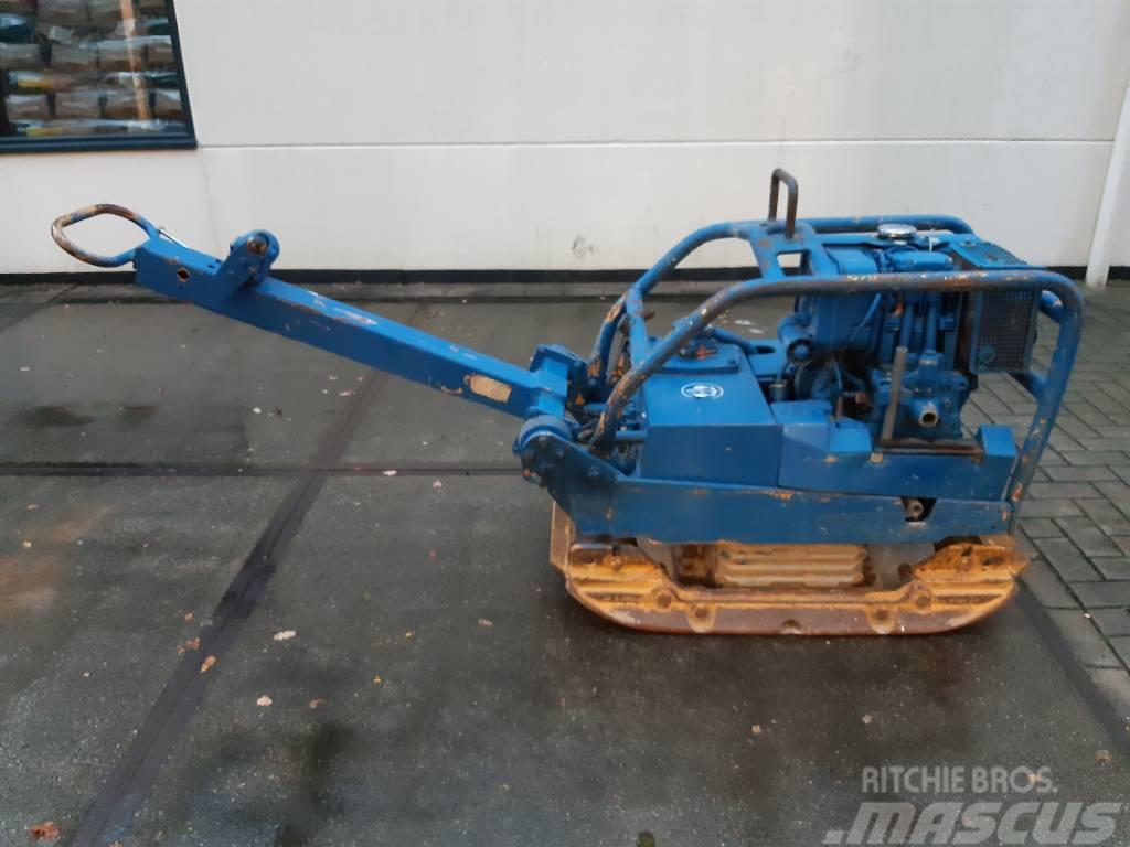 Ammann Duomat DVH 6010, Hatz Diesel