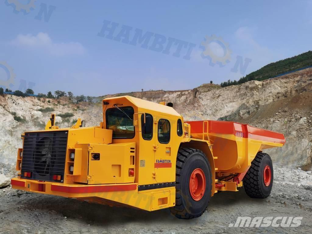 [Other] Hambition Mining haul underground truck