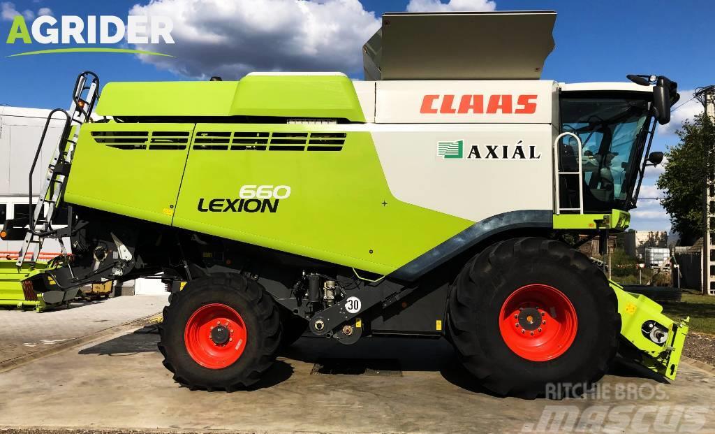 CLAAS Lexion-660 2016. 312h!