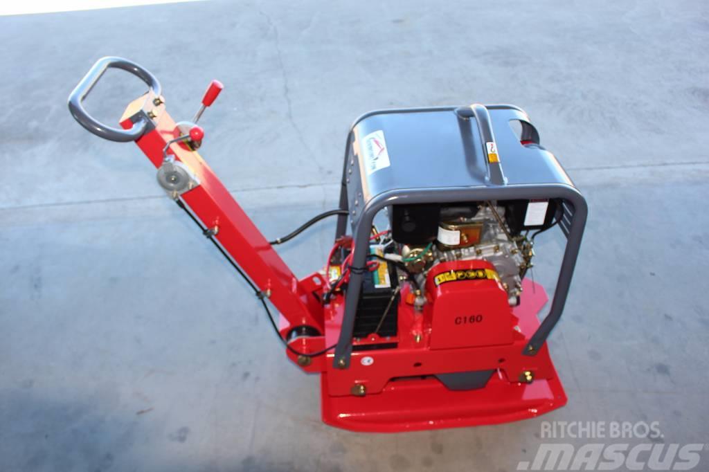 [Other] MARKVIBRATOR Ny modell 190kg Diesel