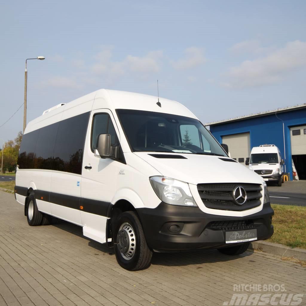mercedes benz sprinter 519 cdi preis baujahr 2017 minibusse gebraucht kaufen und. Black Bedroom Furniture Sets. Home Design Ideas