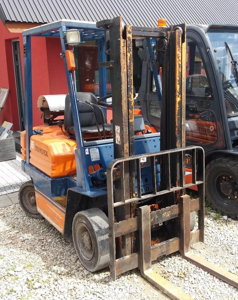 Toyota 405fg15 Poland 5283 1992 Lpg Forklifts For Sale. Toyota 405fg15 1992. Toyota. Toyota 42 5fg15 Forklift Wiring Diagram At Scoala.co