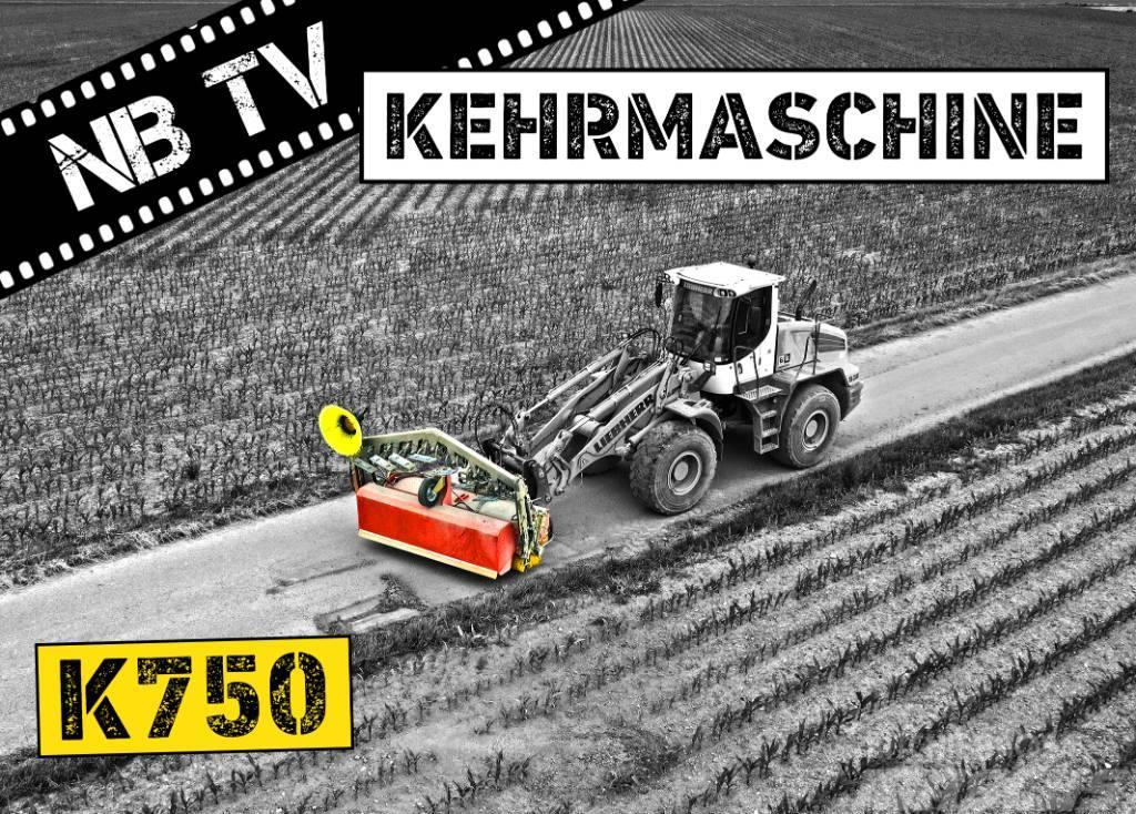 Adler Kehrmaschine K750 | Kehrbesen | Kehrtechnik