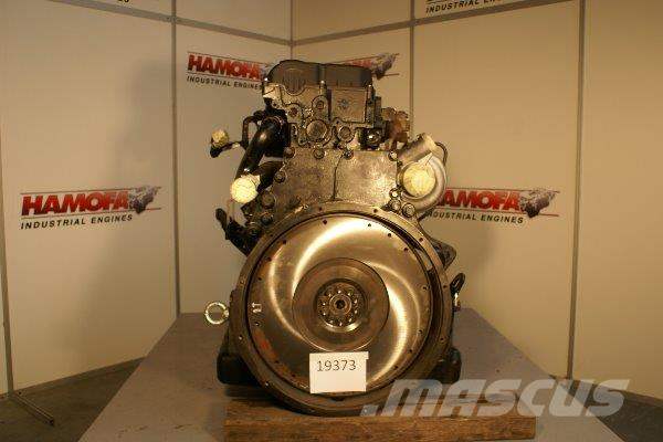 MAN D2676 LOH02, 2012, Motorer