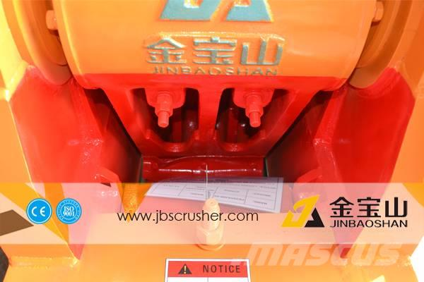 JBS Mini Stone Jaw Crusher with Motor