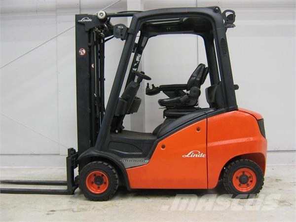 used linde h20d 01 diesel forklifts year 2011 price 20 738 for sale mascus usa. Black Bedroom Furniture Sets. Home Design Ideas