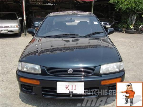 mazda 323 1 6 sedan at preis baujahr 1997 pkws gebraucht kaufen und verkaufen bei. Black Bedroom Furniture Sets. Home Design Ideas