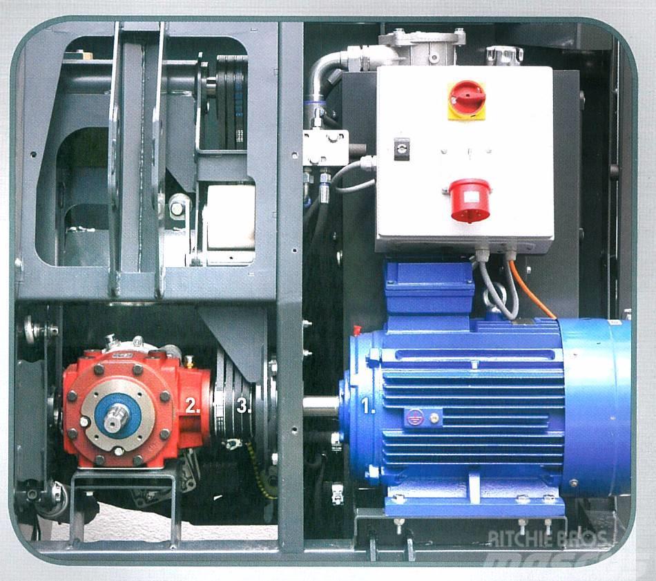 Agrosat TITAN 40/20 fahasító daraboló