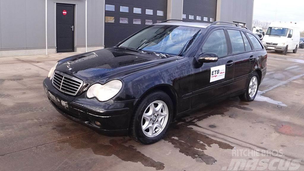 Mercedes-Benz C-Klasse 220 cdi (AIRCONDITIONING)