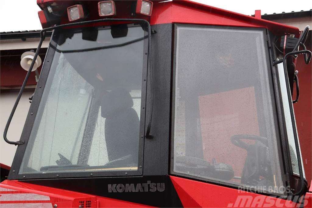 [Other] KM WINS Lexan/right front Komatsu
