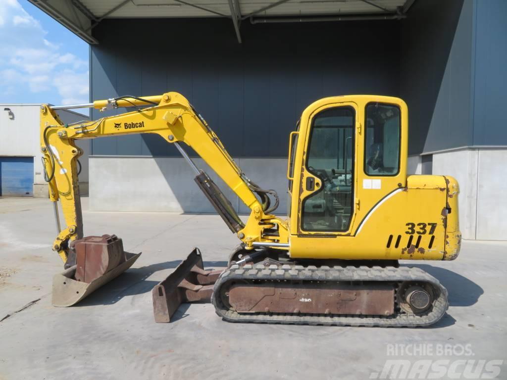 Bobcat 337 G