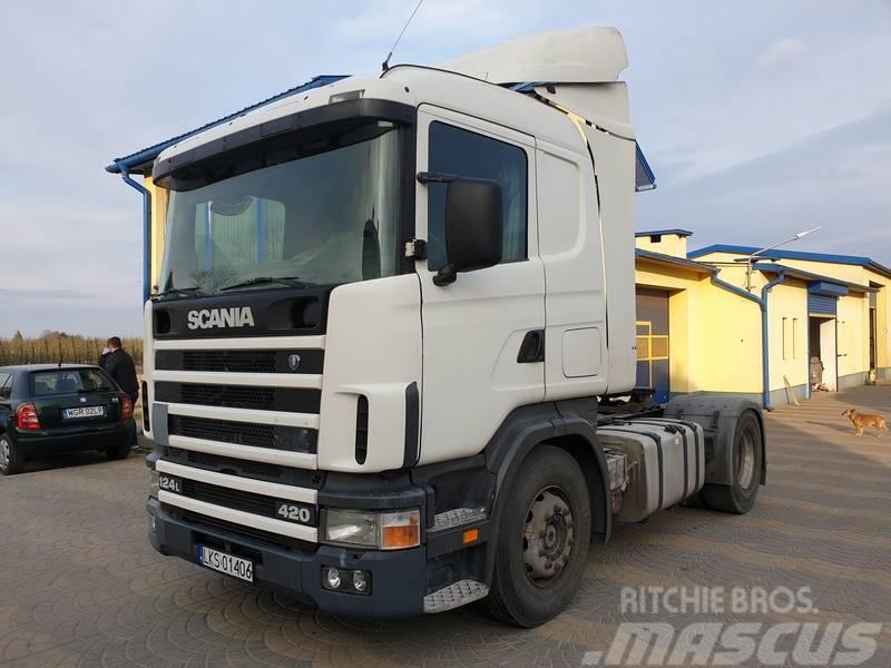 Scania 124L420 Exportamos a Paraguay !!