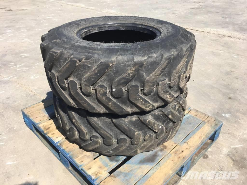 [Other] Tyres MICHELIN SET USED 12.5/80