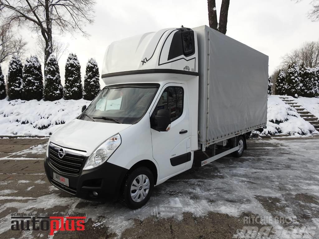 Opel MOVANO 9 PALETS LIFT WEBASTO A/C TEMPOMAT