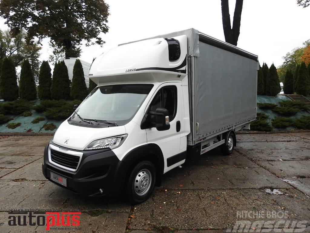 Peugeot BOXER 10 PALET WEBASTO TEMPOMAT A/C SERVICE