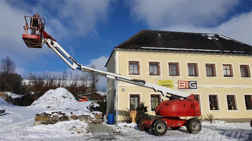 JLG 460 JS Arbeitsbühne 4x4