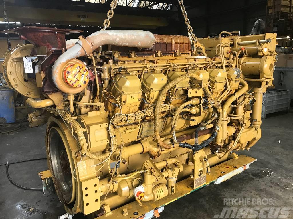 Caterpillar 3512 - Marine 861 kW - DPH 104370