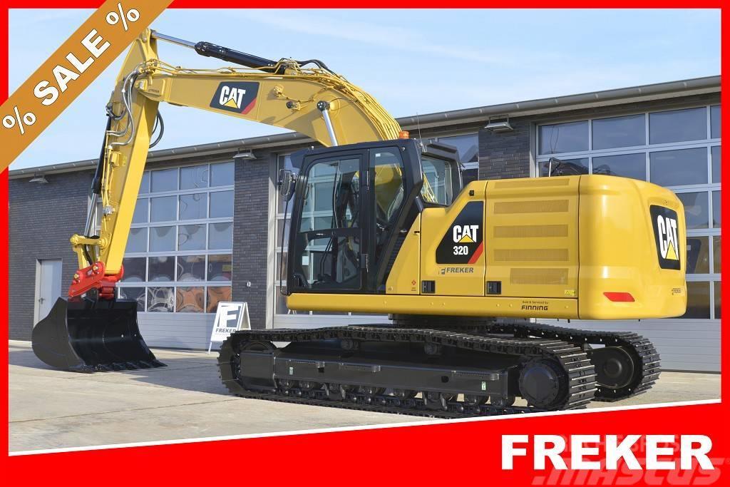 Caterpillar CAT 320 .. 2D technology + Hydraulik.. NEW - NEW