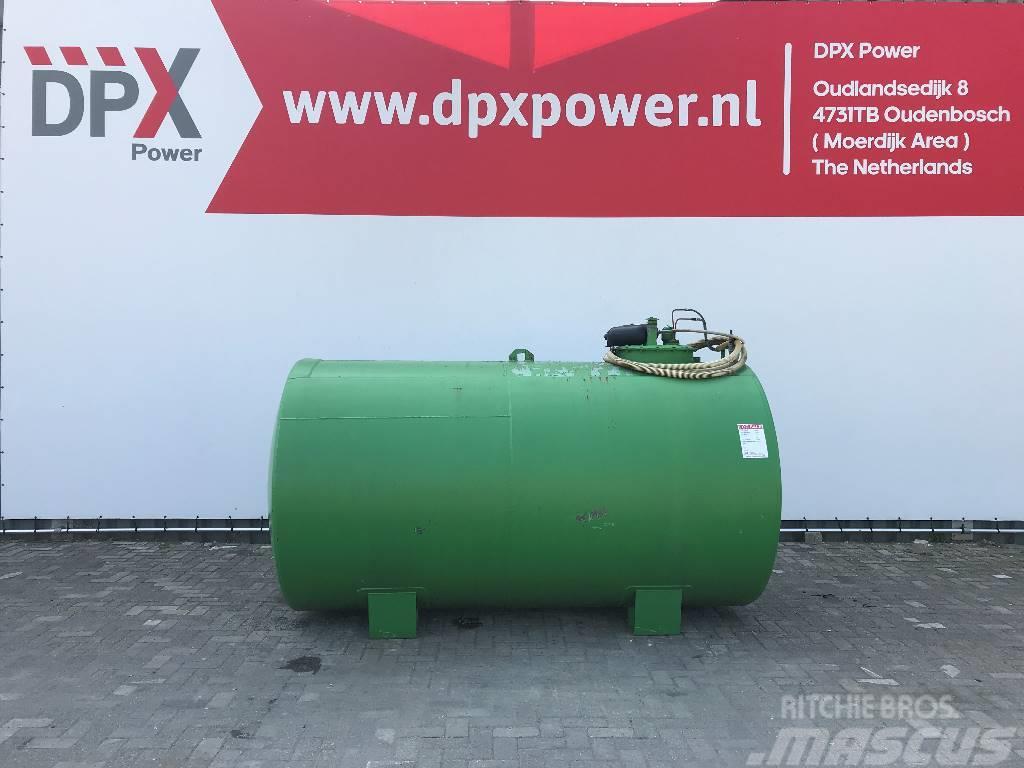 [Other] Vanhove 6000 Liter Diesel Fuel Tank - DPX-99031