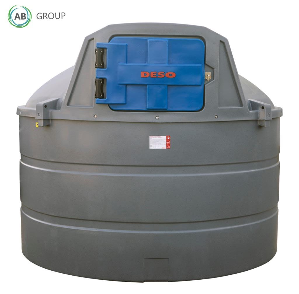 Deso Öltank /Diesel tank/Zbiornik DESO 5000 l