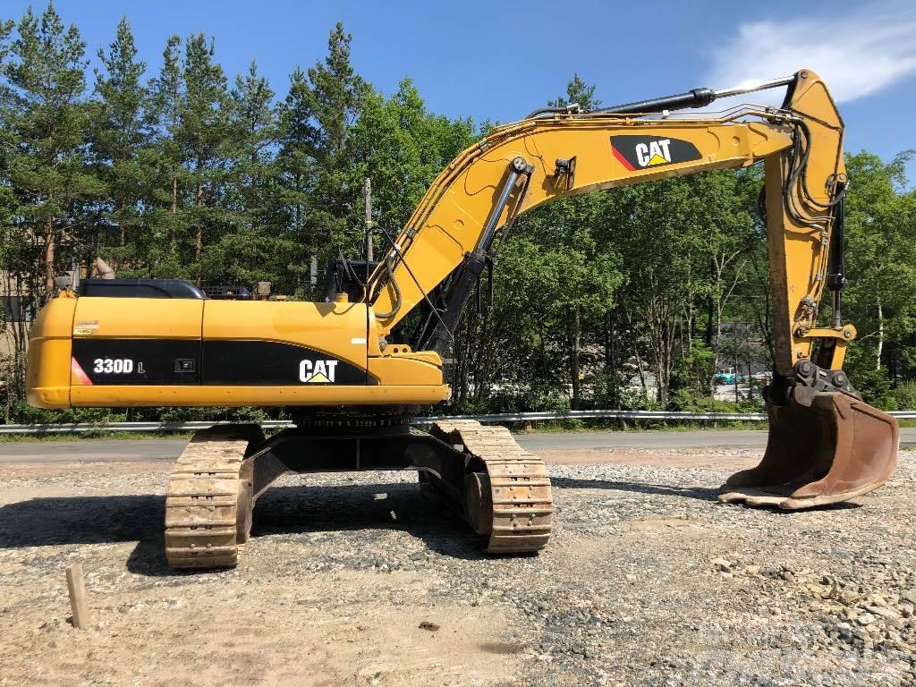 Caterpillar 330 DL HDHW