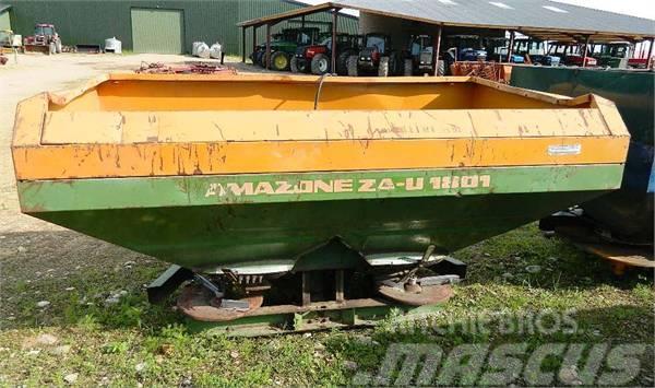 Amazone ZA-U1801, Mineralgödselspridare