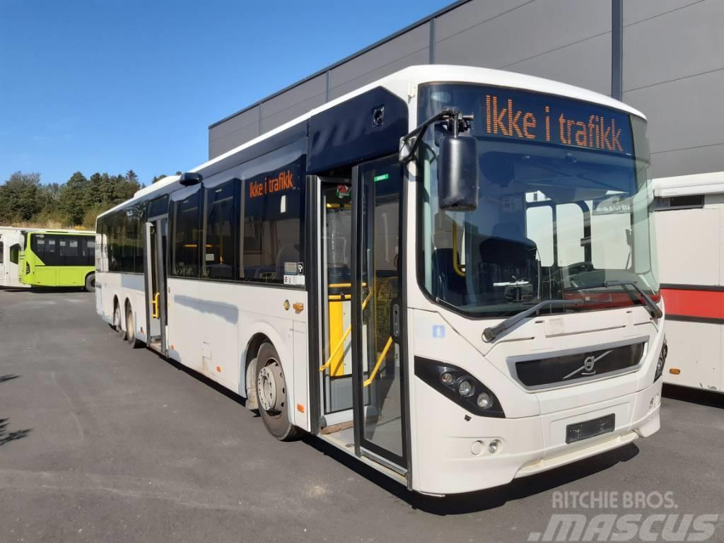 Volvo 8900 B9RLE 6x2 ( NO1126, NO1127, NO1130)