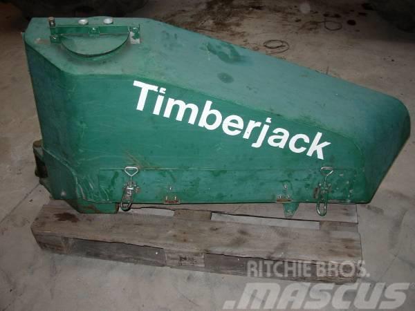 Timberjack Stubbehandling
