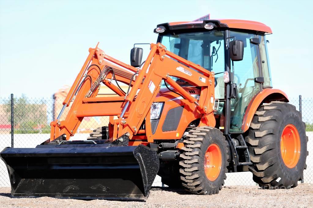 Kioti RX7320-TL CAB Powershift 75HP 4x4 Tractor Loader