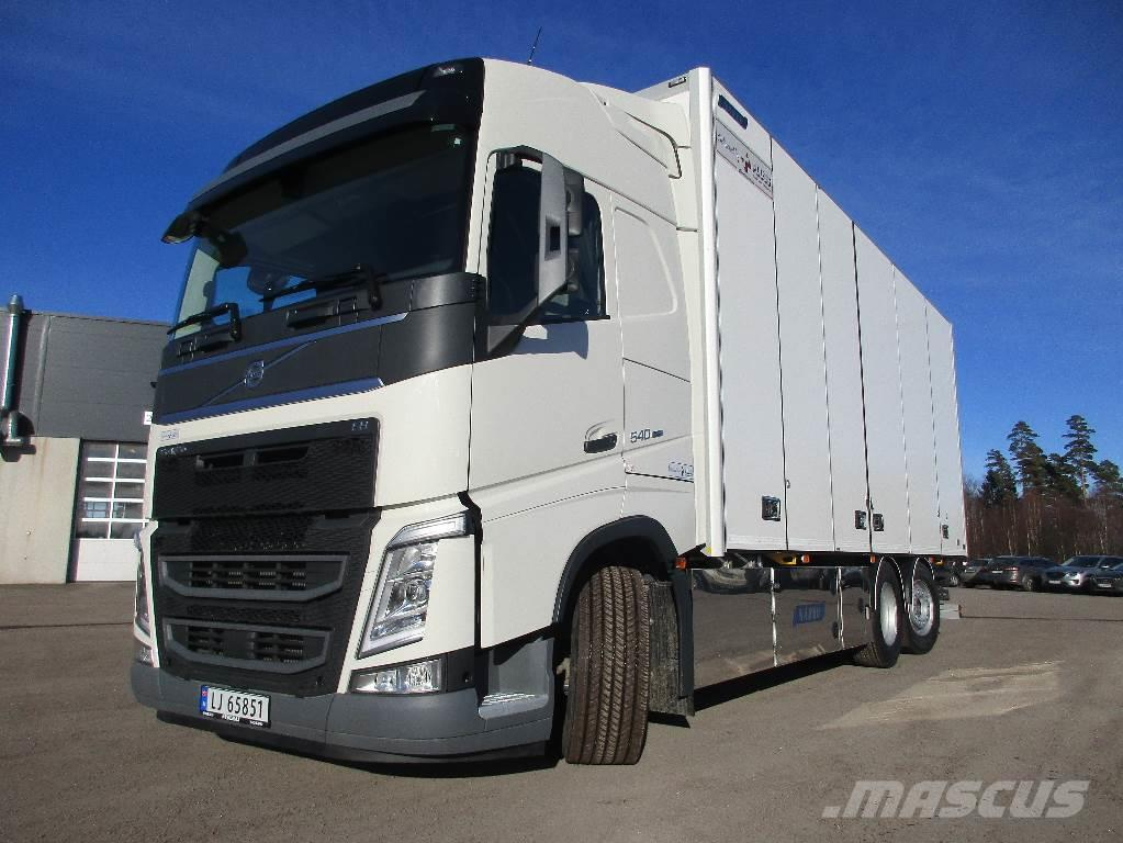 Volvo FH540 - Komplett modulvogntog - Vi leverer!!