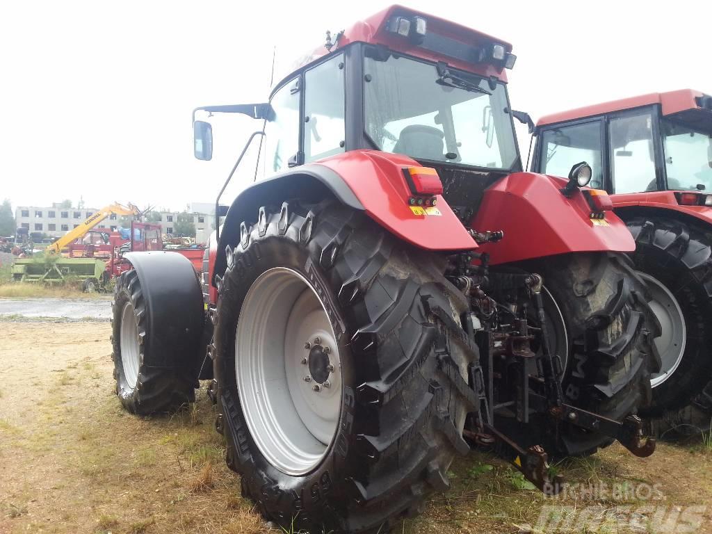 Case IH CVX 170, 2003, Traktorer