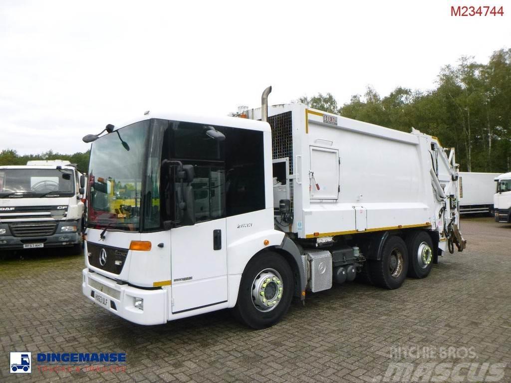 Mercedes-Benz Econic 2633 6x2 Euro 5 RHD Heil refuse truck