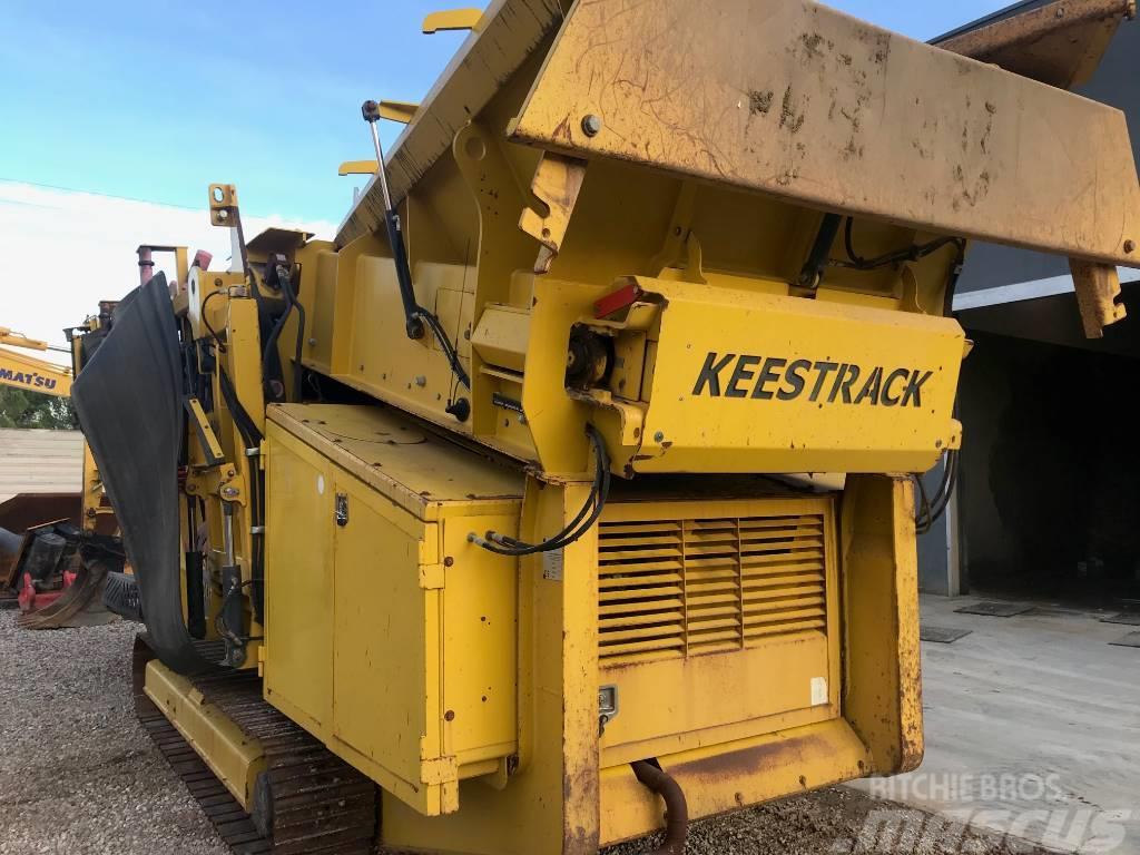Keestrack Combo