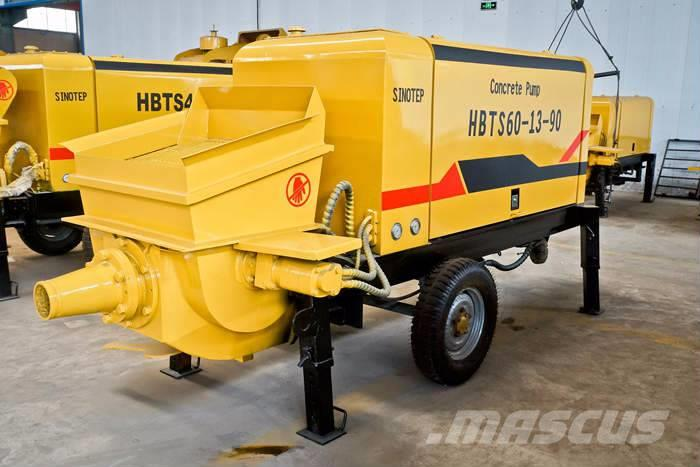 [Other] 15~90 m³/h Electric Trailer Concrete Pump for Sale