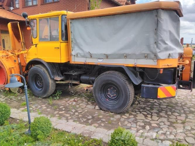 Used mercedes benz unimog 406 sweepers year 1998 price for Mercedes benz unimog for sale usa