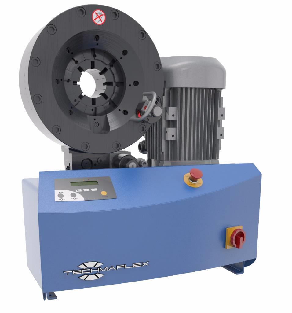 Techmaflex Slangpress Scrimp-350