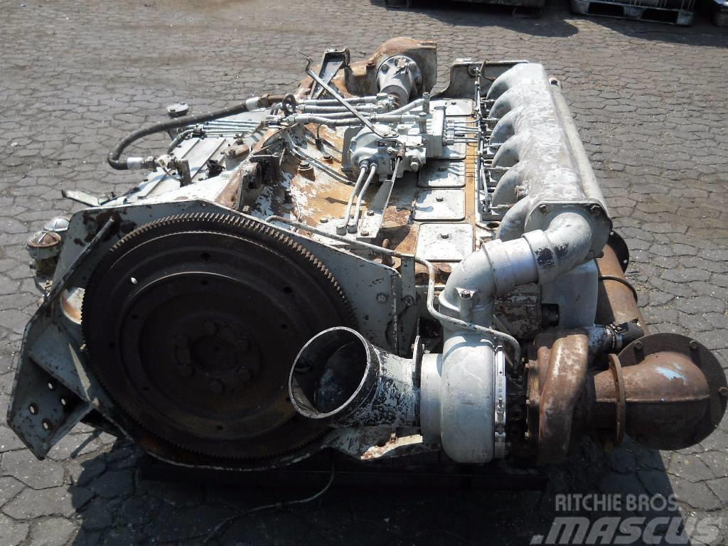 Mercedes-Benz MB846A / MB 846 A, Motorer