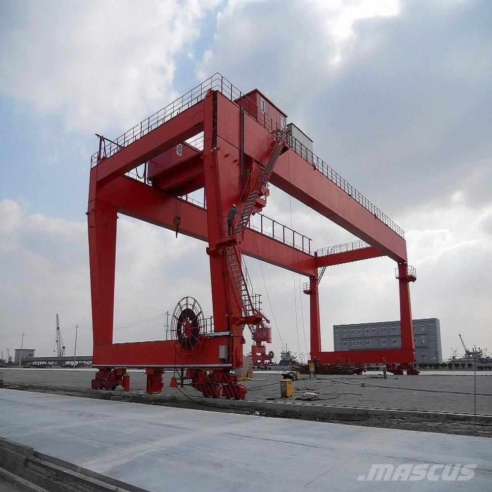 [Other] Sanqi-Shangjia Rail-mounted Container Gantry Crane