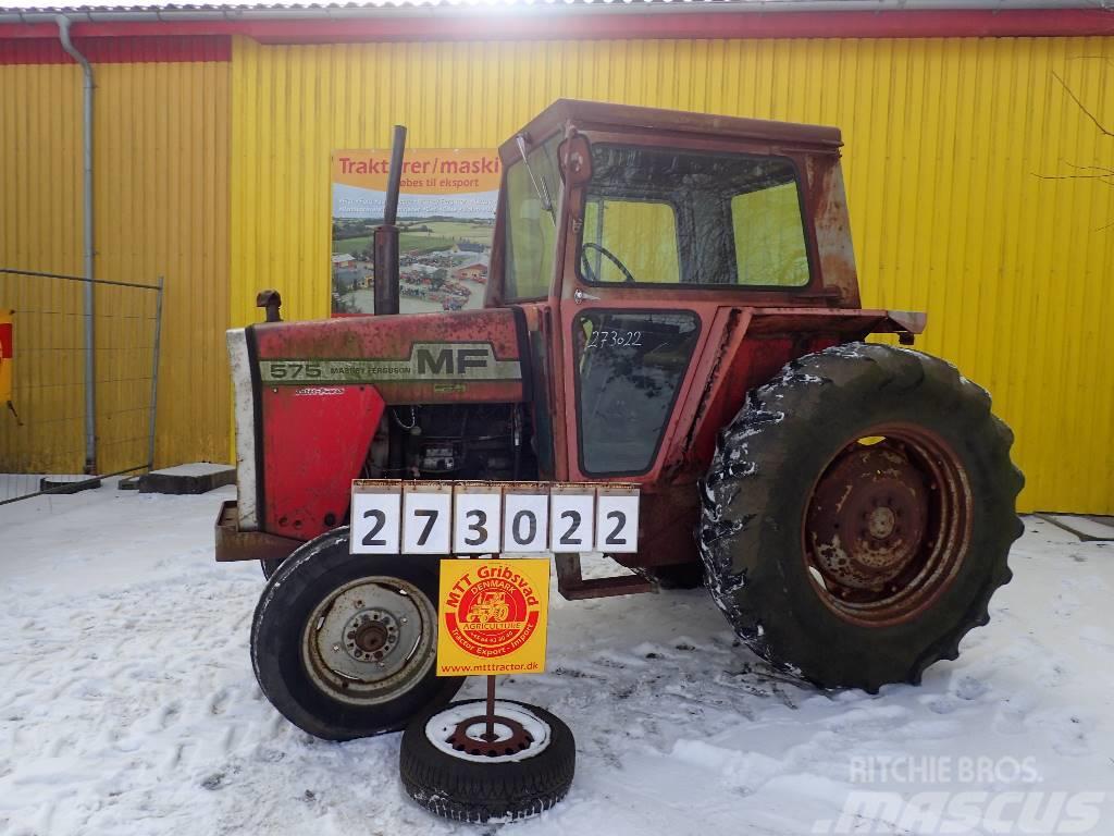 Massey Ferguson -575 Price: €3,754, 1978 - Tractors - Mascus Ireland