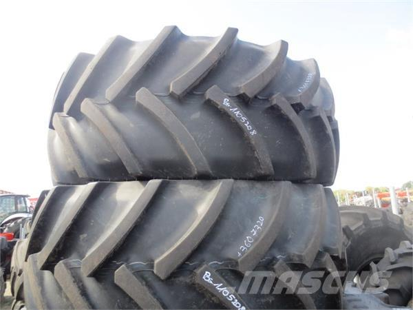 Mitas 540/65 R28, 2016, Other agricultural machines
