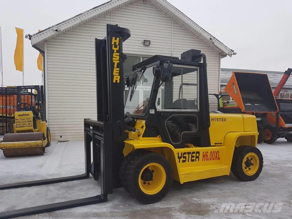 Hyster H 6.00 XL