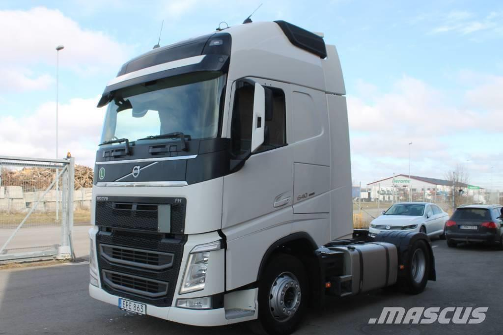 Volvo FH 4x2 Euro 6