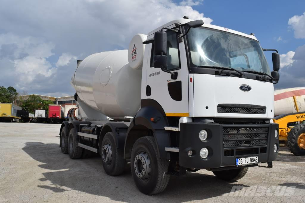 Ford Cargo 4136