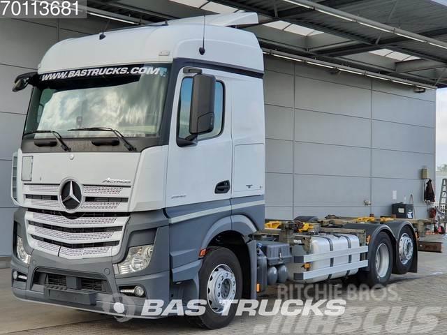 Mercedes-Benz Actros 2545 LS 6X2 Retarder Liftachse ACC Euro 6