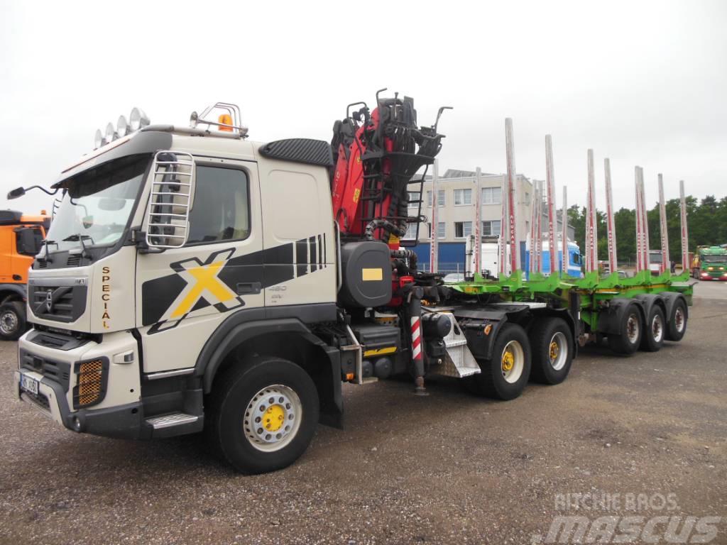 Volvo FMX460