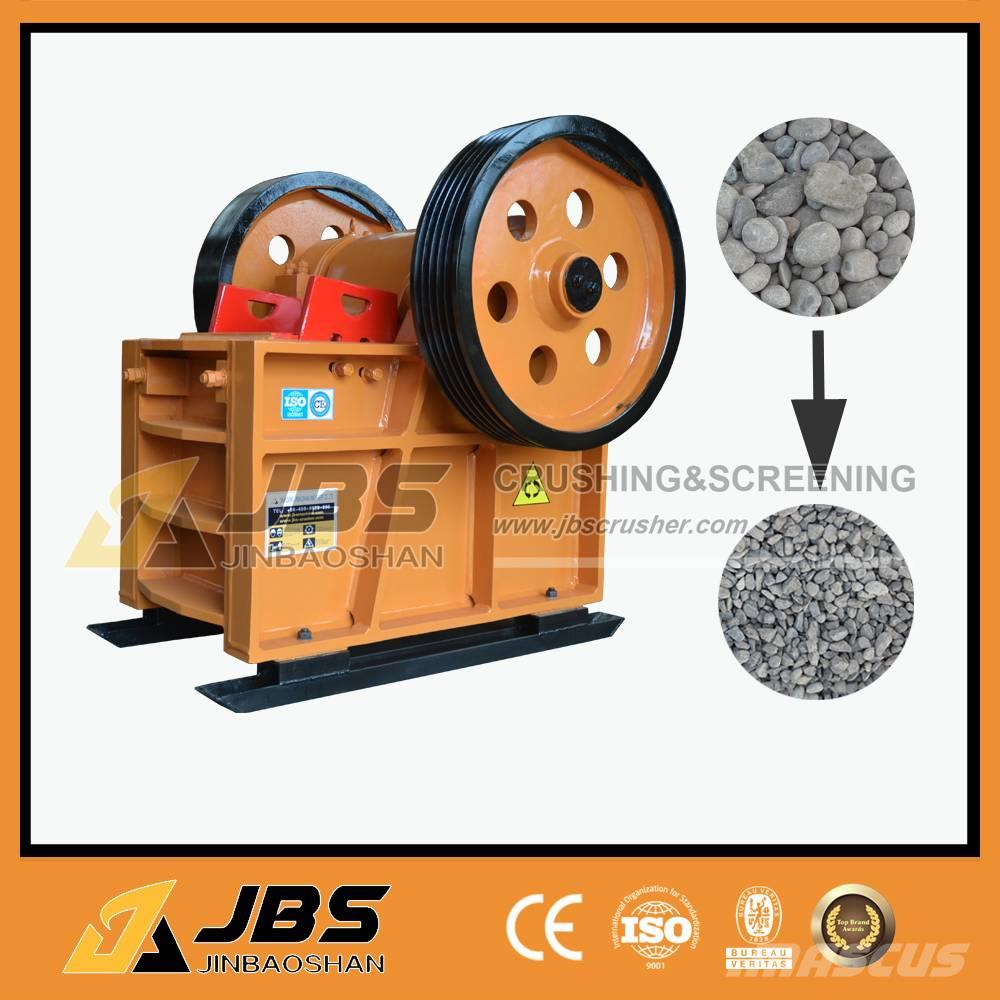 JBS PE250*400 10TPH JAW CRUSHER, PRIMARY CRUSHER