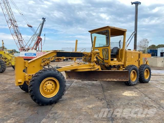 Caterpillar 12 G Ripper NEW Tyres