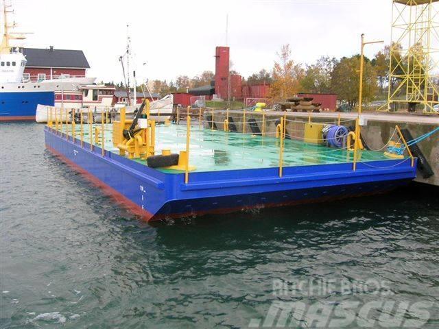 MT Flat Top Barges 18 meter