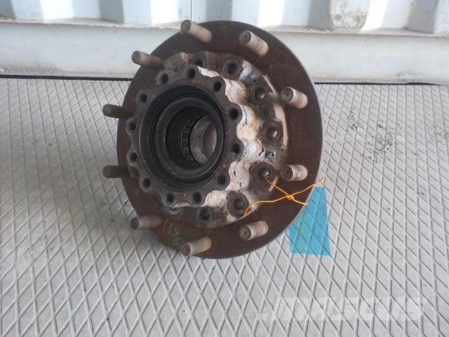 Iveco Stralis Wheel hub rear 7179777 BK6100365 931043 M2